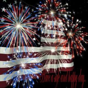Happy Birthday, America - KEEP SAFE!